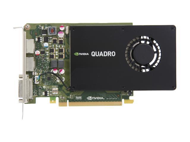 Lenovo NVIDIA Quadro K2200 4GB 128-bit GDDR5 Workstation PCIe Video Card 00FC810