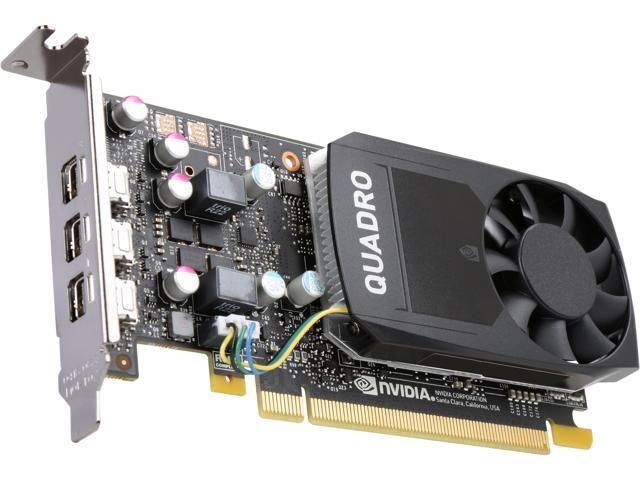PNY Quadro P400 VCQP400 PB 2GB 64 Bit GDDR5 PCI Express 30 X16 Low