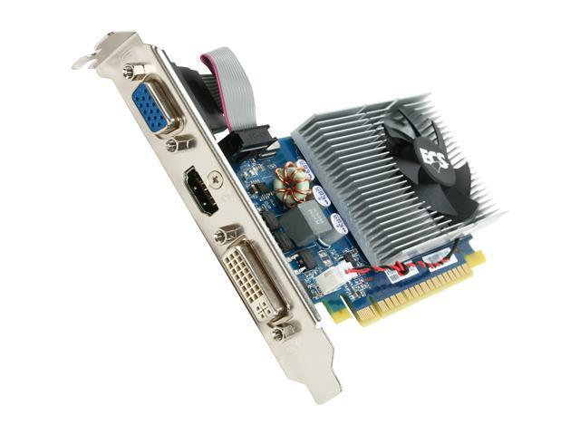 Evga geforce gt 430 1024 mb ddr3 pci express 2. 0 dvi/hdmi/vga.