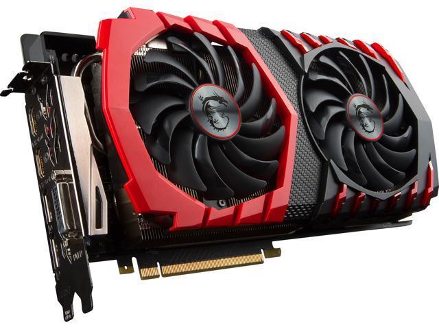 MSI GeForce GTX 1080 Ti DirectX 12 GTX 1080 Ti GAMING 11G Video Card -  Newegg com