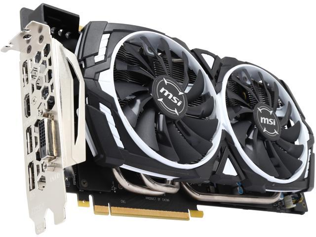 msi gtx 1070 ti armor review