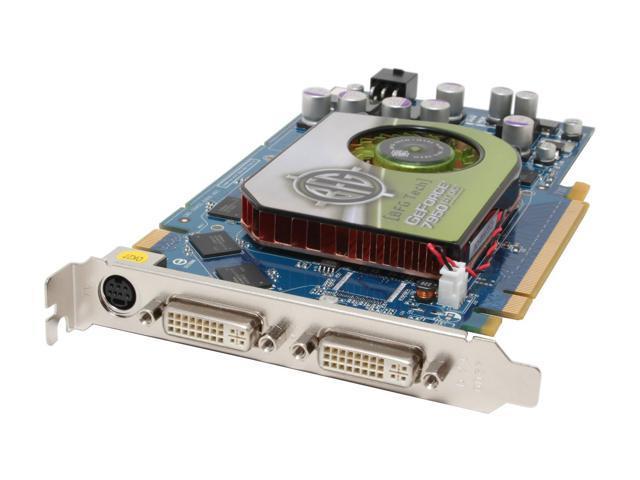 BFG Tech GeForce 7950GT DirectX 9 BFGR7950512GTOCE 512MB 256 Bit GDDR3 PCI Express X16 SLI