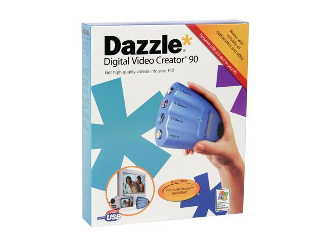 dazzle dvc90 video device