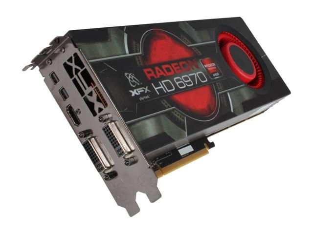 Radeon HD 6970m driver problem