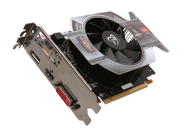XFX Radeon HD 6670 DirectX 11 HD-667X-ZWF4 1GB 128-Bit