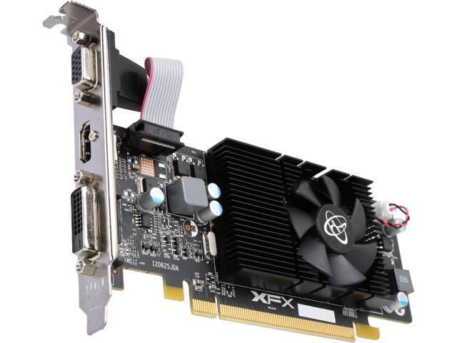 XFX Radeon R5 230 R5-230A-CLF2 Video Card - Newegg com