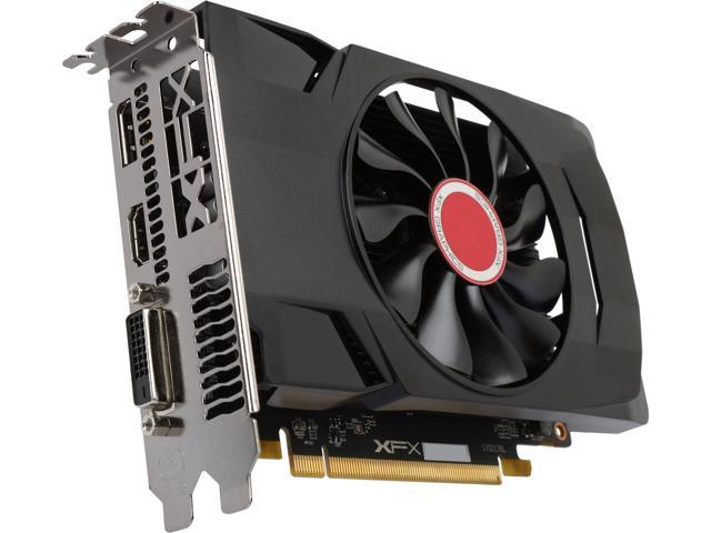 XFX Radeon RX 560 DirectX 12 RX-560P4SFG5 4GB 128-Bit DDR5 PCI Express 3 0  Video Card - Newegg com