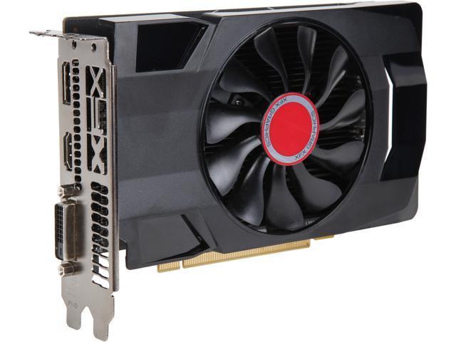 XFX Radeon RX 560 2GB 128-Bit DDR5 PCI Express 3 0 Video Card, RX-560D2SFG5