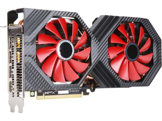 XFX RX Vega 56 8GB Video Cards, RX-VEGALDFF6 - Newegg com