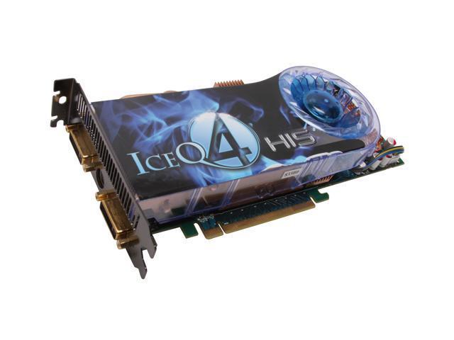 HIS Radeon HD 4850 DirectX 101 H485QS1GP 1GB 256 Bit GDDR3 PCI Express 20 X16