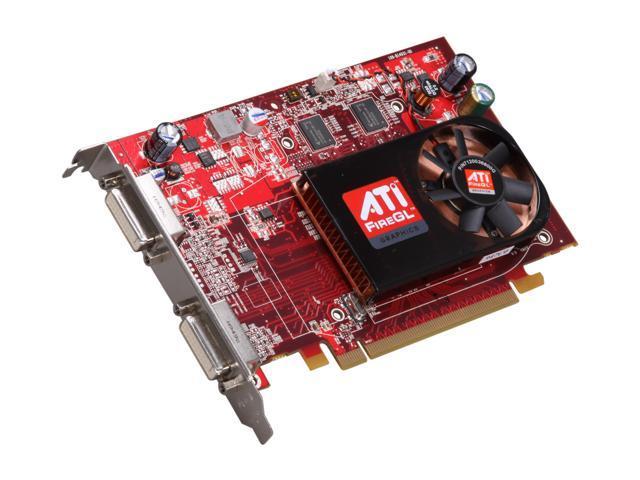 Amd Firegl V3600 100 505507 256mb 128 Bit Gddr2 Pci Express X16 Workstation Video