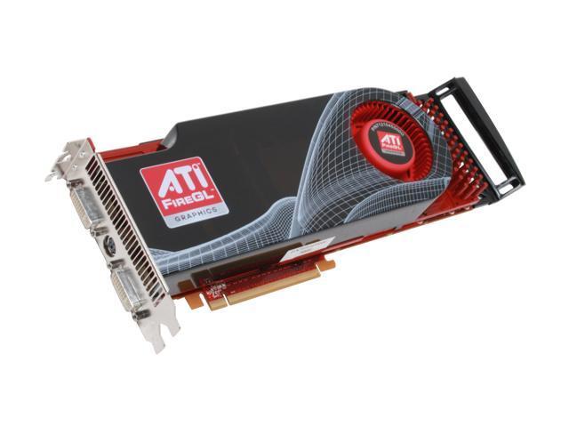 Amd Firegl V8650 100 505509 2gb Pci Express X16 Workstation Video Card