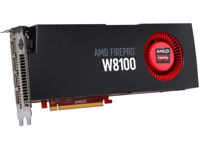 AMD FIREPRO W8100 GRAPHIC ADAPTER DRIVERS