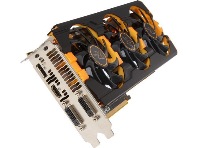 SAPPHIRE TRI-X OC Radeon R9 290 100362-2SR Video Card - Newegg com