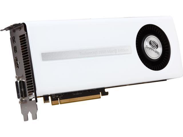 SAPPHIRE 11196-15CPO Radeon HD 7950 3GB 384-Bit GDDR5 PCI Express 2 1 Video  Card MAC Edition Manufactured Recertified - Newegg com