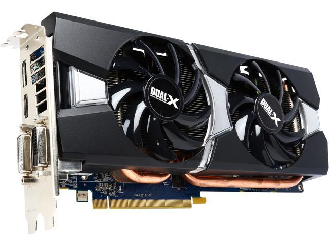Refurbished: Sapphire Radeon R9 280 3GB GDDR5 DVI-I/DVI-D/HDMI/DP Dual-X  with PCI-Express Graphics Card Boost - Newegg ca
