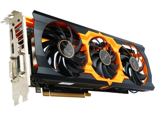 Refurbished: SAPPHIRE Radeon R9 270X DirectX 11 2 100364TXSR 2GB 256-Bit  GDDR5 PCI Express 3 0 x16 HDCP Ready CrossFireX Support Video Card -