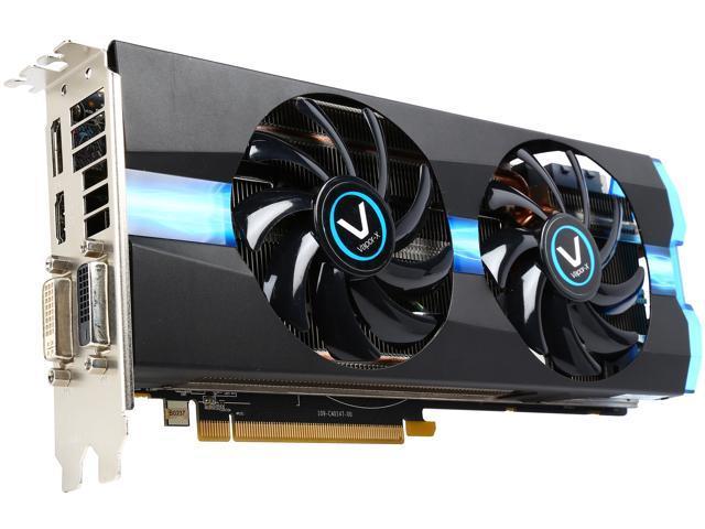 Refurbished: Sapphire Radeon VAPOR-X R9 270X 2GB GDDR5 DVI-I/DVI-D/HDMI/DP  with Boost and OC Version (UEFI) PCI-Express Graphics Card - Newegg com