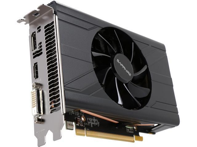 Sapphire PULSE ITX Radeon RX 570 4GB GDDR5 PCI-E HDMI / DVI-D / DP (UEFI),  100412P4GML - Newegg com