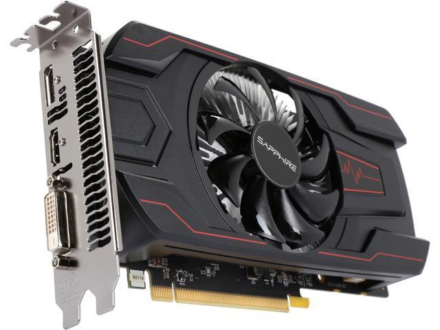 SAPPHIRE PULSE Radeon RX 560 DirectX 12 100413P4GOCL Video Card - Newegg com