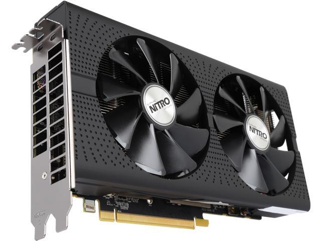 MSI ARMOR Radeon RX 470 GDDR5 4GB OC Graphics Card With Warranty!!