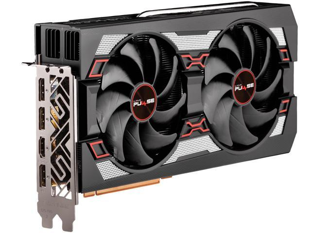 SAPPHIRE Radeon RX 5600 XT 11296-01-20G 6GB GDDR6 PCI Express 4.0 x16 Video Card