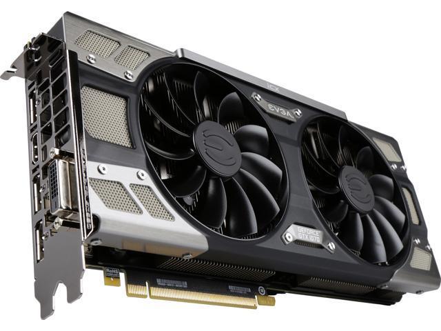 EVGA GeForce GTX 1070 FTW2 GAMING iCX, 08G-P4-6676-KR, 8GB GDDR5, RGB LED,  9 Thermal Sensors, Asynchronous Fan Control, Thermal Display LED System,