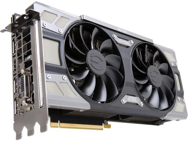 EVGA GeForce GTX 1070 Ti DirectX 12 08G-P4-6678-KR 8GB 256-Bit GDDR5 PCI Express 3.0 SLI Support Video Card