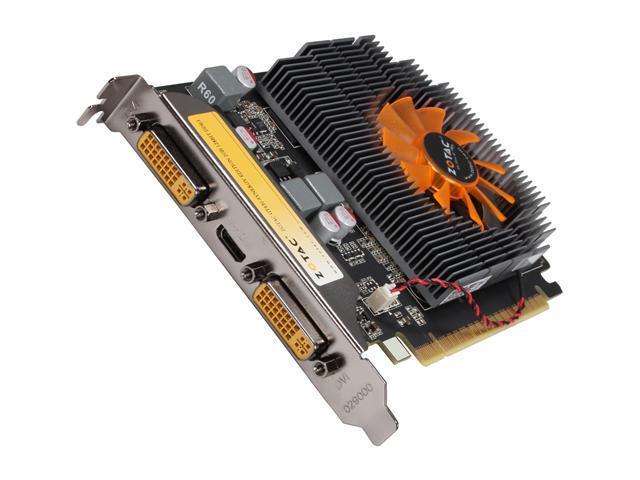 Zotac geforce gt 430 (fermi) directx 11 zt-40602-10l 1gb 128-bit.
