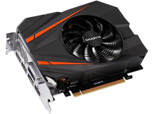 GIGABYTE GeForce GTX 1080 DirectX 12 GV-N1080IX-8GD Video Card - Newegg com
