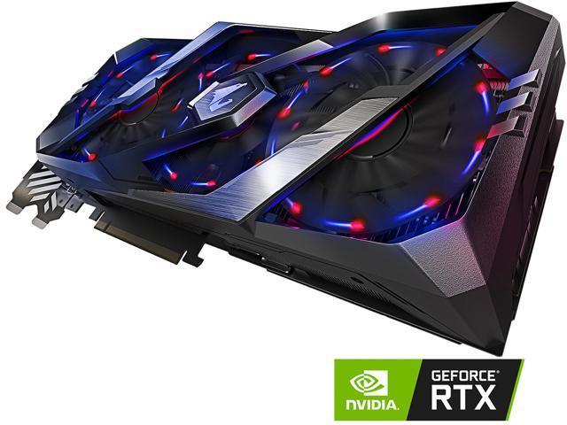 bced8a8b434a8 GIGABYTE AORUS GeForce RTX 2070 XTREME 8G Graphics Card