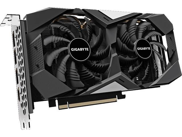 GIGABYTE Radeon RX 5600 XT WINDFORCE OC 6G Graphics Card, 2 x WINDFORCE Fans, 6GB 192-Bit GDDR6, ...