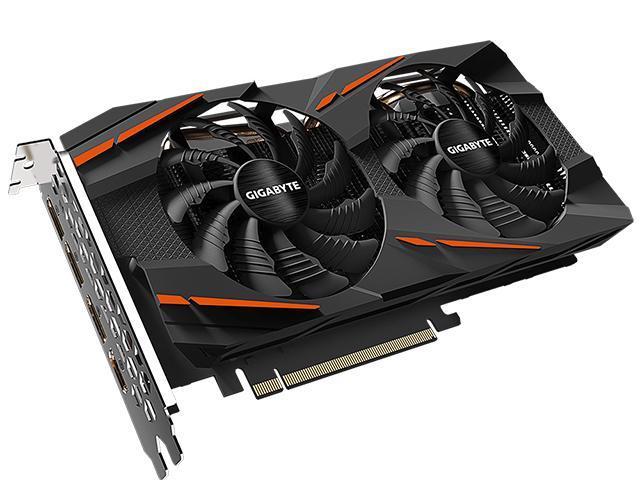 GIGABYTE Radeon RX 580 GAMING 8G (rev. 2.0) Graphics Card, PCIe 3.0, 8GB 256-Bit GDDR5, GV-RX580GAMING-8GD REV2.0 Video Card