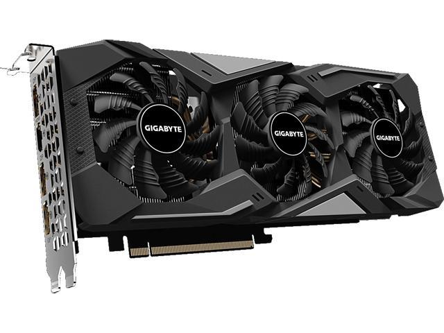 GIGABYTE GeForce RTX 2060 SUPER DirectX 12 GV-N206SGAMING OC-8GD v2.0 8GB 256-Bit GDDR6 PCI Express 3.0 x16 ATX Video ...