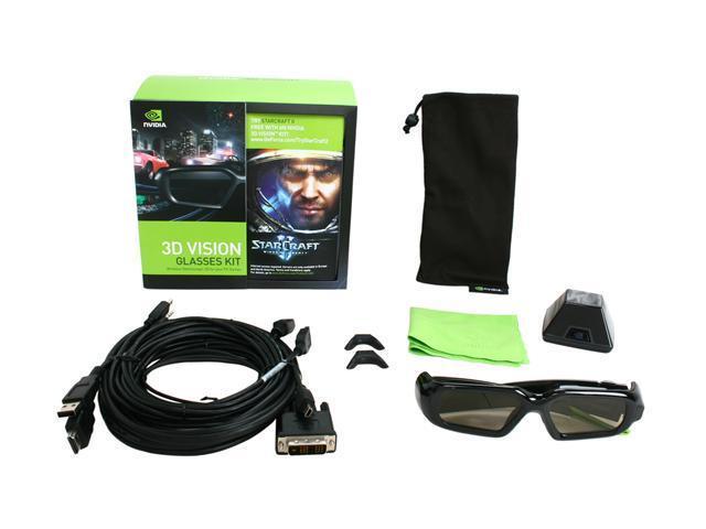 nvidia 3d vision driver (full-cd) download