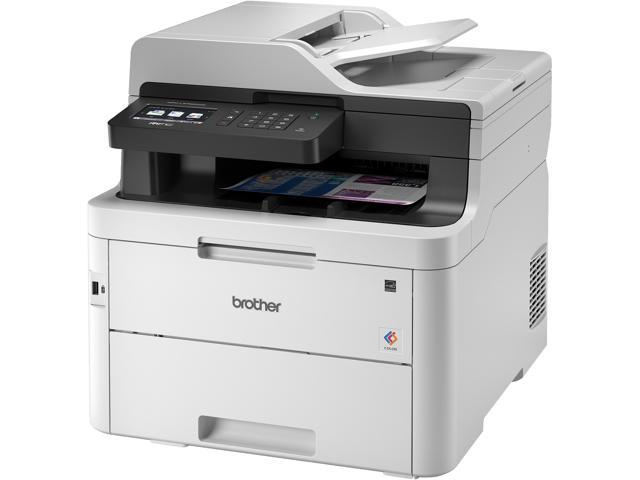 Brother MFC-L3750CDW Wireless Duplex Digital Color All-in-One Printer  Providing Laser Printer Quality Results - Newegg com