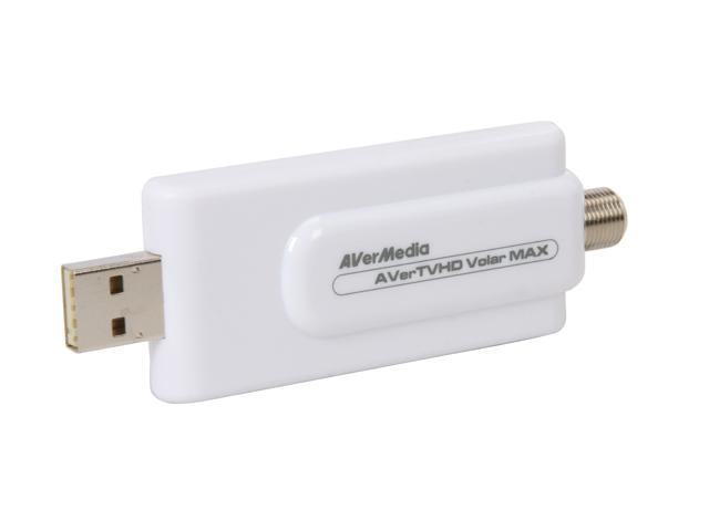 AVerTVHD Volar MAX USB TV Tuner for PC and Mac