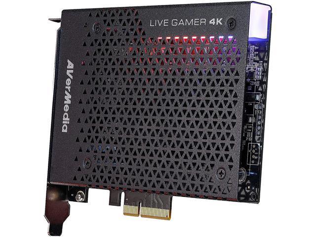 AVerMedia Game Streaming Capture Card Live Gamer 4K (GC573) - Newegg com