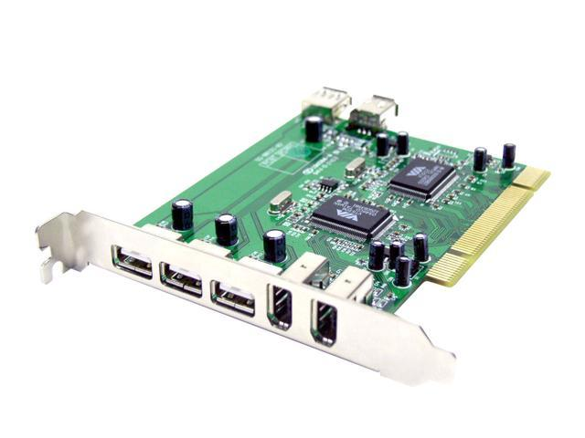 Zonet Firewire/USB2.0 PCI Combo Card Model ZUC2400