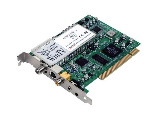 NEW DRIVERS: HAUPPAUGE WINTV PCI PVR-250