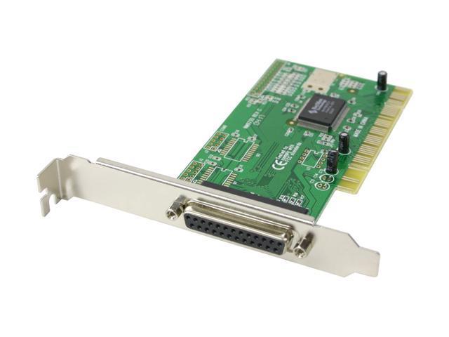 SYBA PCI To Parallel Port Controller Card Model SD 1P