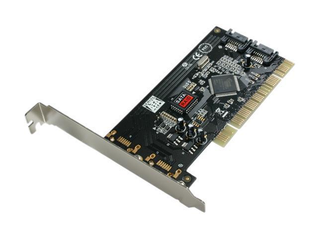SYBA SD-SATA150R Controller Card - Newegg com