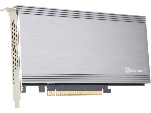 SYBA Dual M 2 NVMe Ports to PCIe 3 0 x16 Bifurcation Riser Controller -  Support Non-BiFurcation Motherboard, SI-PEX40129 - Newegg com