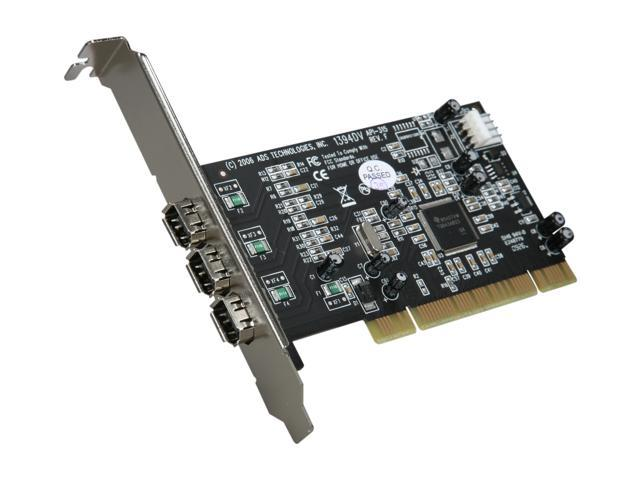 ADS PYRO 1394B PCI DRIVERS DOWNLOAD
