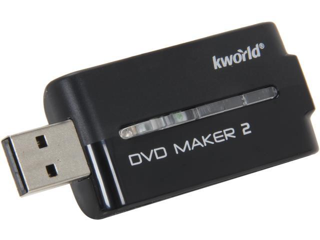 KWORLD DVD MAKER USB2.0 WINDOWS DRIVER DOWNLOAD