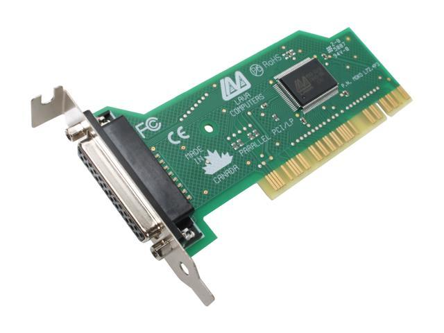 LAVA PARALLEL PCI CARD DRIVERS