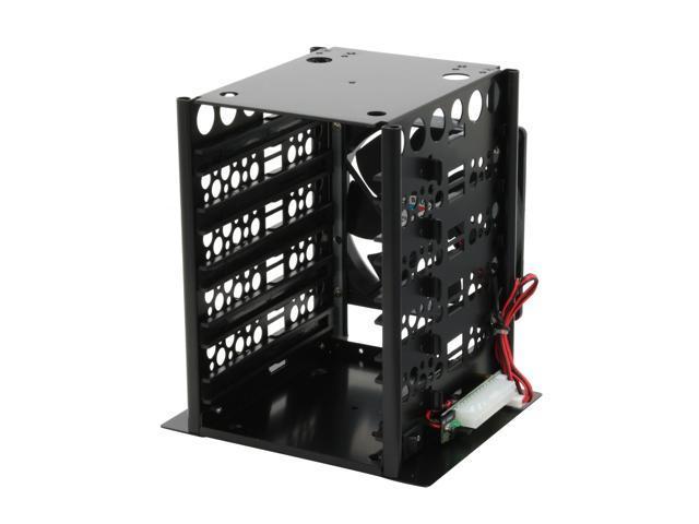 SANS DIGITAL HDDRACK5 5-Bay IDE / SATA Hard Drive Organizing Rack -  Newegg com