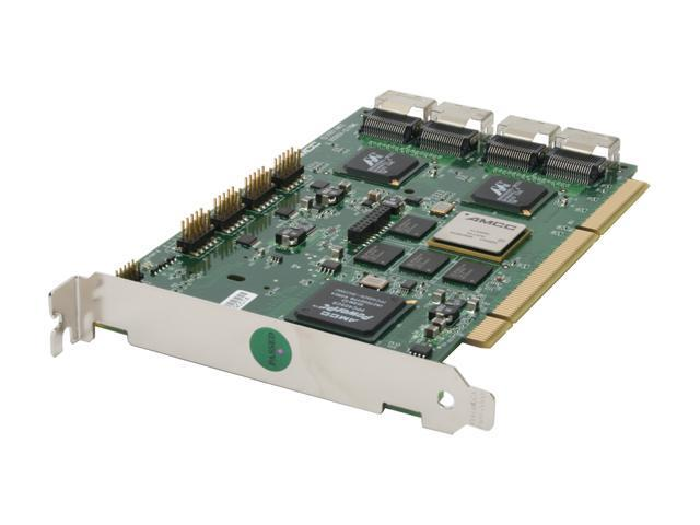 3ware 9550SXU-16ML KIT 64bit/133MHz PCI-X SATA II (3.0Gb/s) RAID RoHS Controller Card - Kit