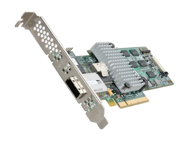 SATA//SAS 6Gb//s PCI-E 2.0 w//512MB onboard controller-w//cable 9750-8i 3ware//LSI