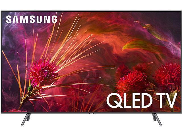 "Samsung QN55Q8FNBFXZA 55"" QLED 4K UHD Q HDR Elite Smart TV"